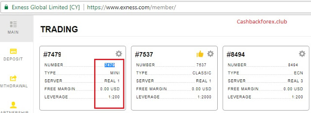 how to trade Bitcoin in Exness 1