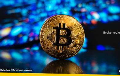 exness Bitcoin trading