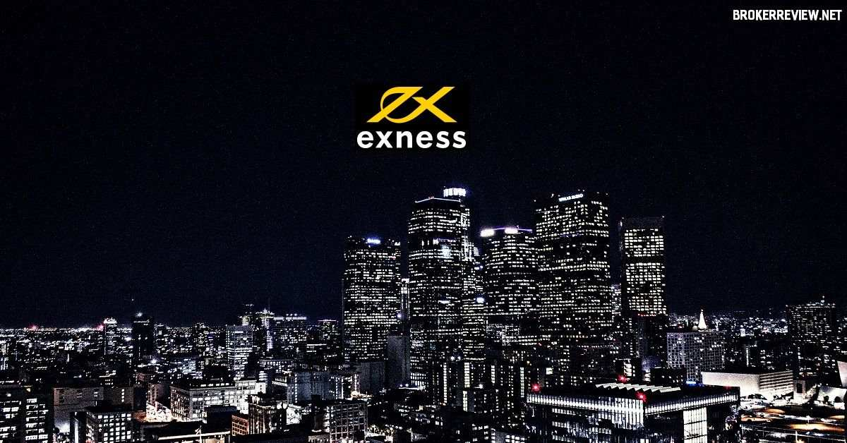 Exness评价